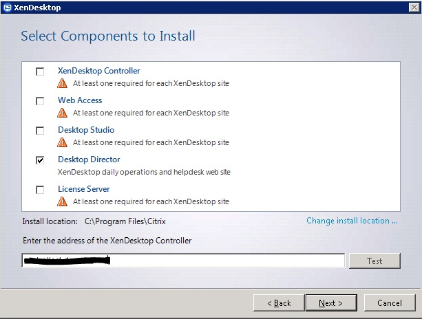 Install using Autolaunch