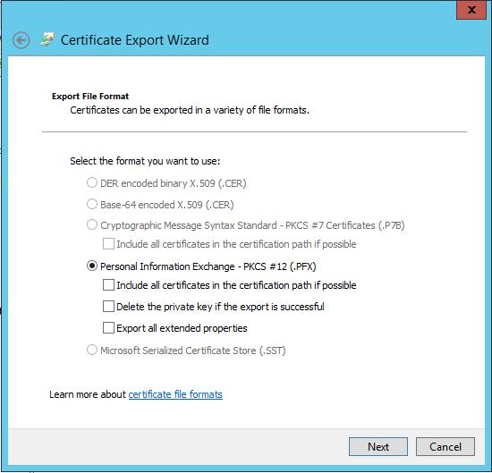 SSL Export-Import (4)