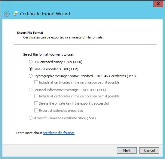 SSL Export-Import (9)